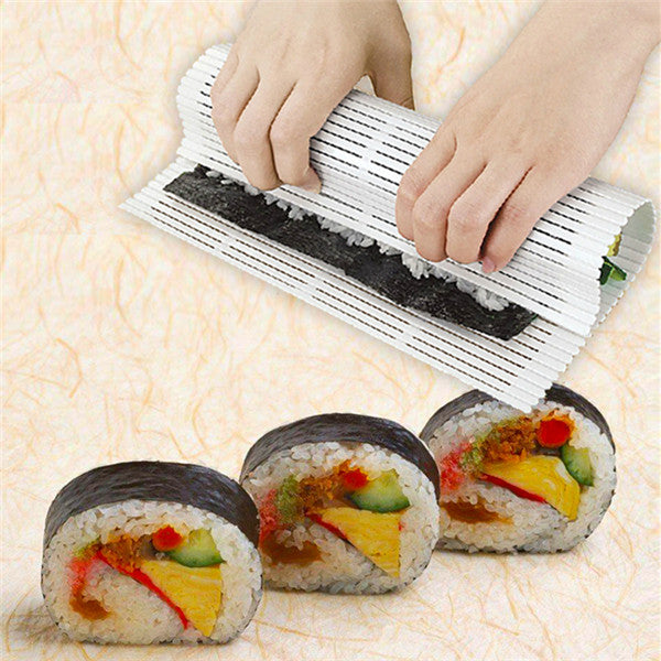 Hot sale high Quality cooking tools Seaweed, nori for sushi japanese food nori sushi maker, Bamboo rolling matsrodillo tools