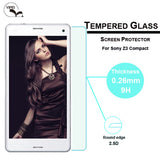 Hot Sales High Quality Tempered Glass Film Screen Protector For Sony Xperia Z1 Z2 Z3 Z4 Compact mini E3 C3 T2 T3 M2 OPP Package