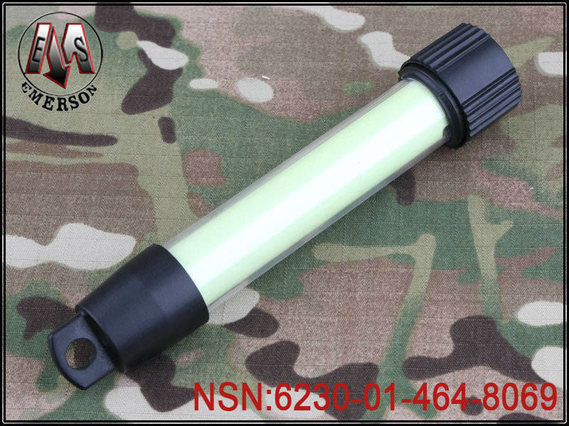 EMERSON Tactical Electronic GlowSticks military army signal lightsticks airsoft field outdoor survival tool green