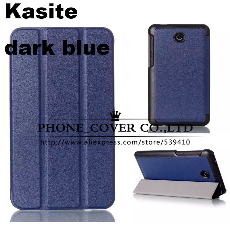 brand new 043ab 3a3a6 Magnet stand leather case cover for Asus FonePad 7 FE375CG FE375CXG ...