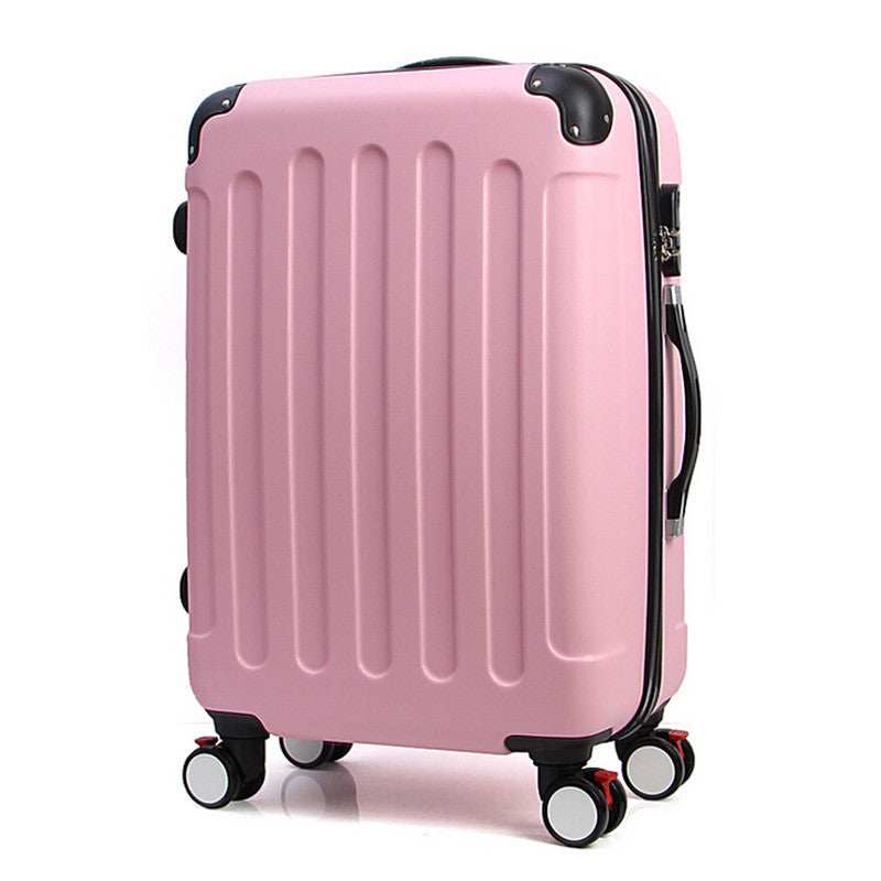 New Arrival Man Women Trolley Travel Bags Spinner Wheels Boarding Travel  Suitcases Rolling Luggage Trolley Luggage 5224a79216