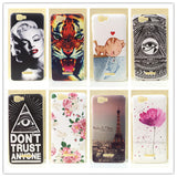 New Explay Fresh cases / Painting Hard PC Plastic Cases Back Phone Case Cover For Explay Fresh