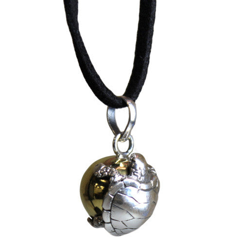 Silver Animal Spirits Calling Bell - Turtle - Shopy Max