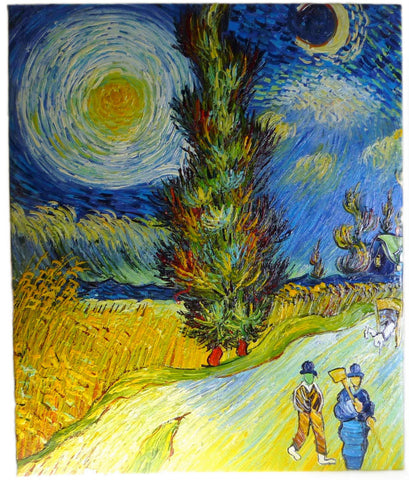 After van Gough 2 - 50cm x 60cm