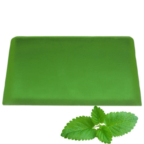 Peppermint Aromatherapy Soap Slice - Shopy Max