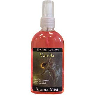 Vanilla 100ml Room Spray - Shopy Max