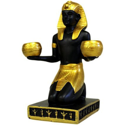 Pharaoh Candle Holder - Shopy Max