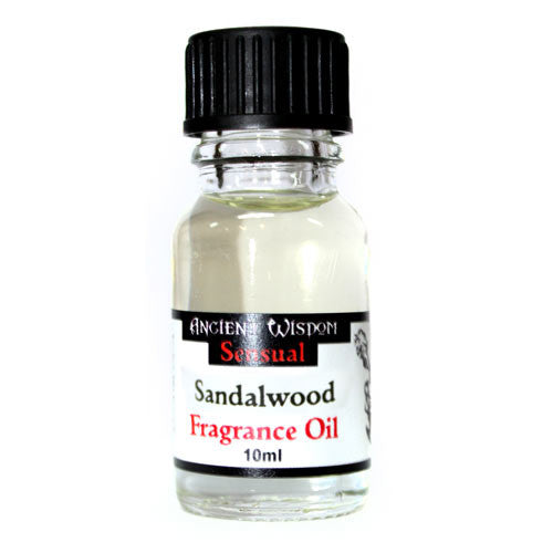 Sandalwood 10ml Fragrance Oil - Shopy Max
