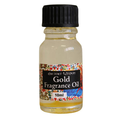 Gold Fragrance Oil - Shopy Max