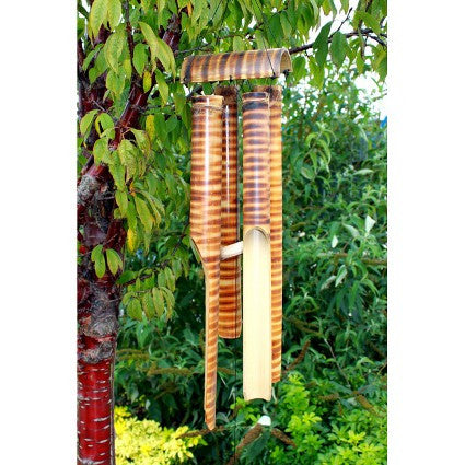 Bamboo Chimes 4 Tube big - Shopy Max