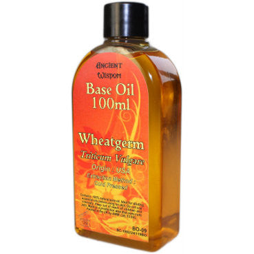Wheatgerm 100ml Base Oil - Shopy Max