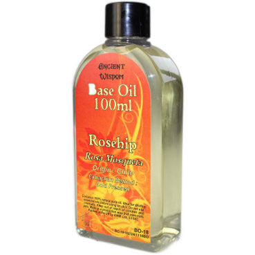 Rosehip 100ml Base Oil - Shopy Max