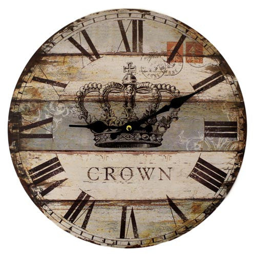 Clock - Crown