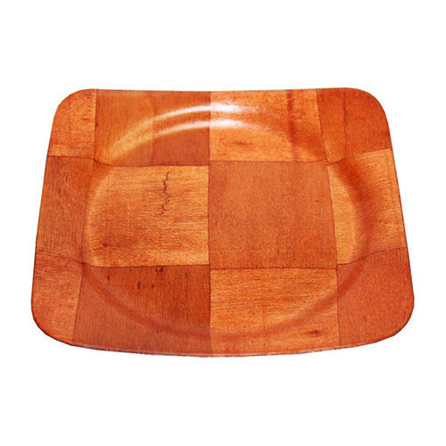 Sm Cottonwood Oval Sq Shaped Basket - 14 cm