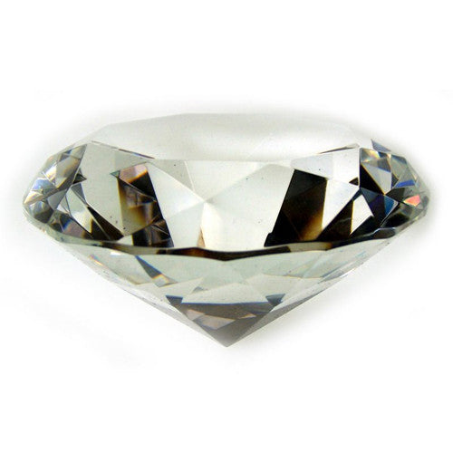 Diamond 40 mm - Crystal Clear