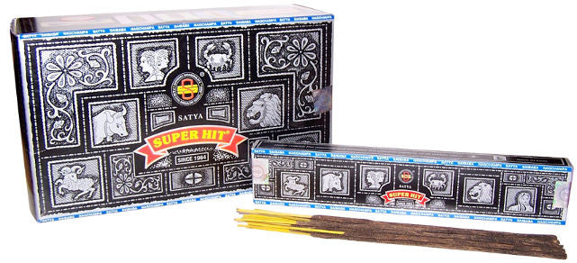 Nag Champa SuperHit Incense Sticks 15g pack
