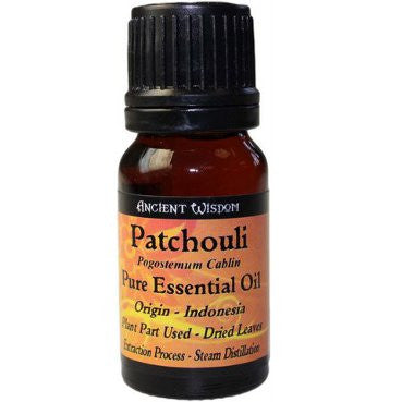 Patchouli Essential Oil - Shopy Max