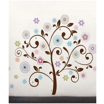 Wall Art - Funky Tree
