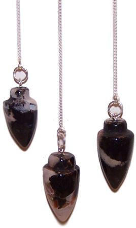 Black & White Agate Magic Pendulum