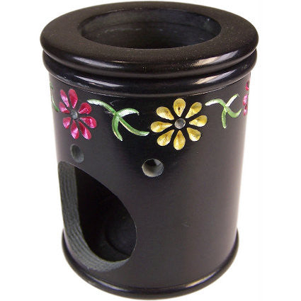 Round Marble Oil Burner - Shopy Max