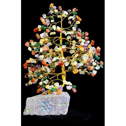 Multi-Gemstone Tree (320 Stone)
