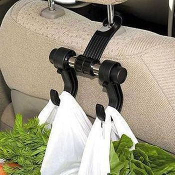 Hanger Car Vehicle Auto Visor Accessories bag Organizer Holder Hook