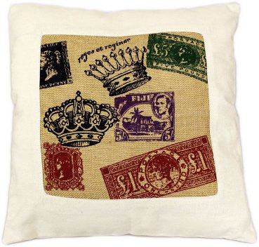 Cushion Cover - Kings & Queens