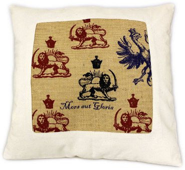 Cushion Cover - Death or Glory