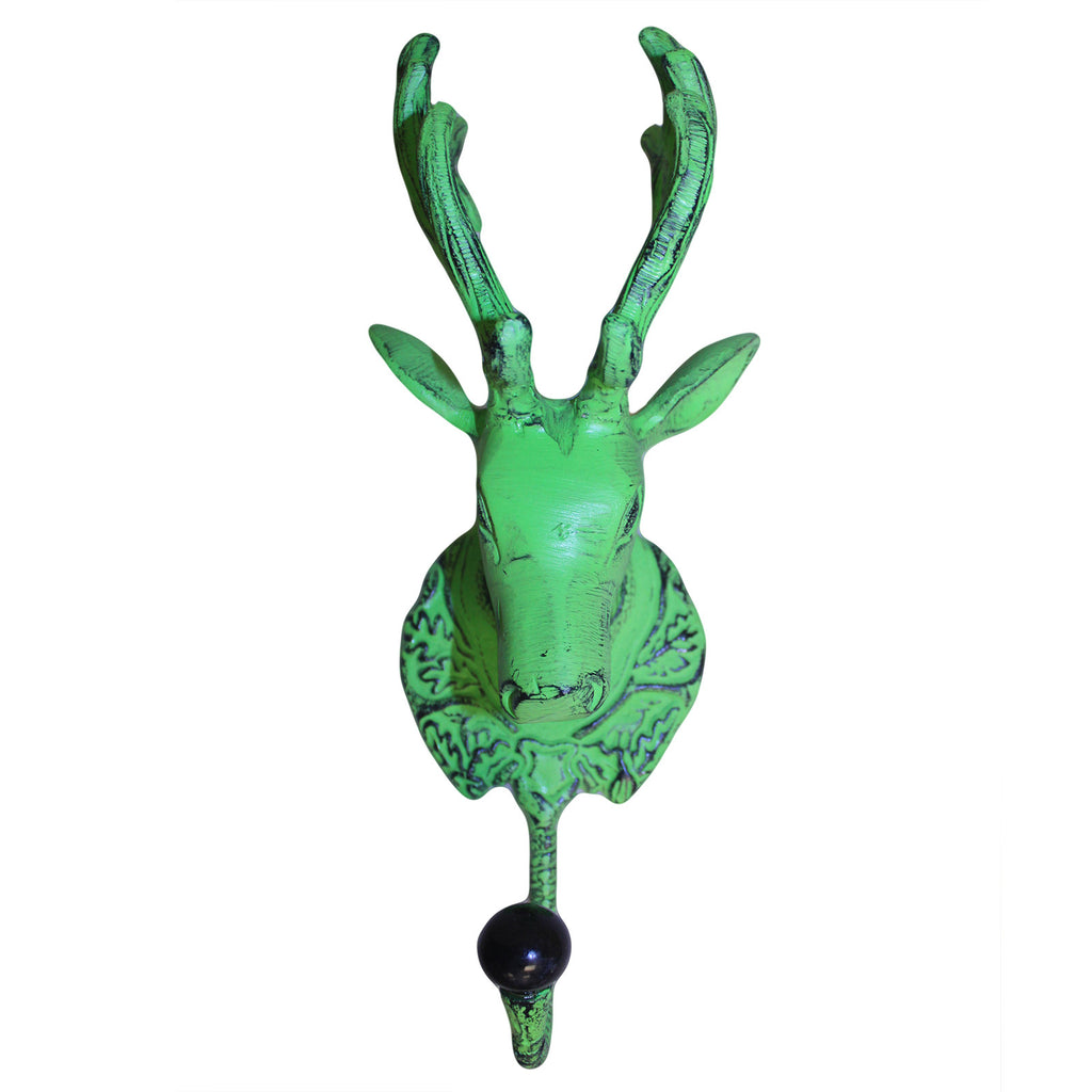 Metal Hook - Grand Stag - Lime - Shopy Max