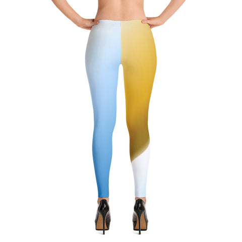 Leggings hot fashion staple