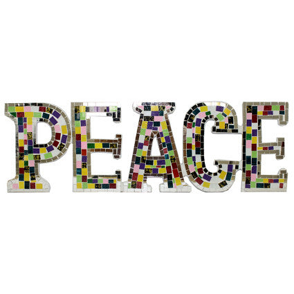 Mosaic Word - Peace