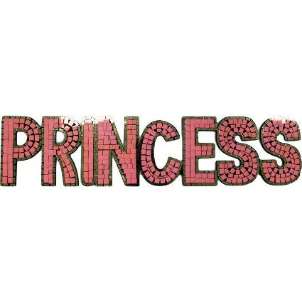 Mosaic Word - Princess