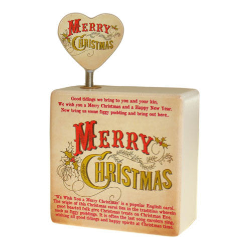Music Box - We Wish You a Merry Christmas