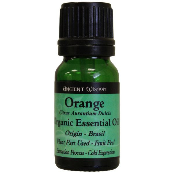 Orange Organic essential Oil - Shopy Max