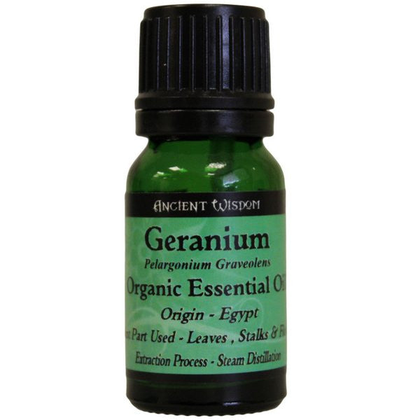 Geranium Organic Essential Oil - Shopy Max