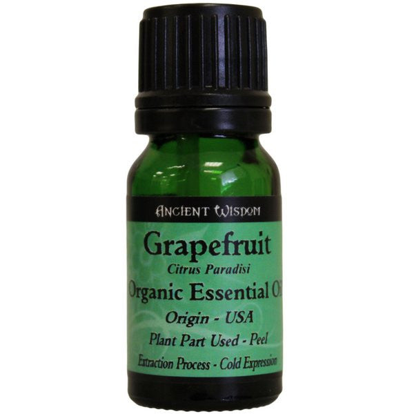 Grapefruit Organic Essential Oil - Shopy Max
