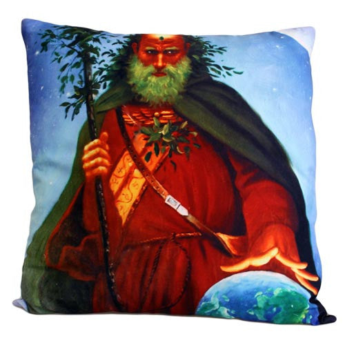 Art Cushion Cover - In Touch with the Earth - Shopy Max