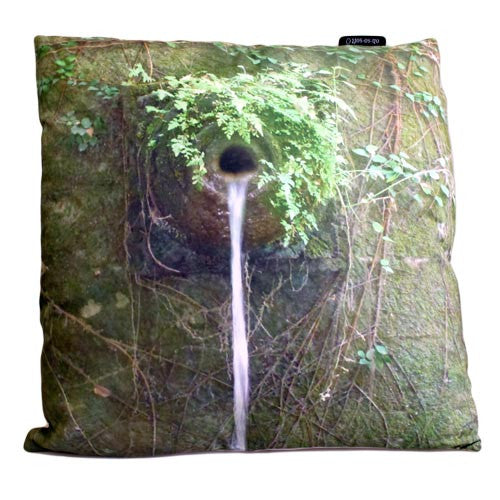 Art Cushion Cover - Water Wall - Shopy Max