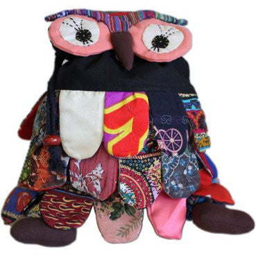 Owl Back Pack - small - Shopy Max