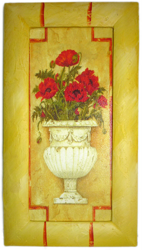 Pot Carnations - Medium 45cm x 25cm - Shopy Max