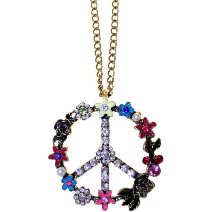 Retro Bling Pendants - Peace - Shopy Max
