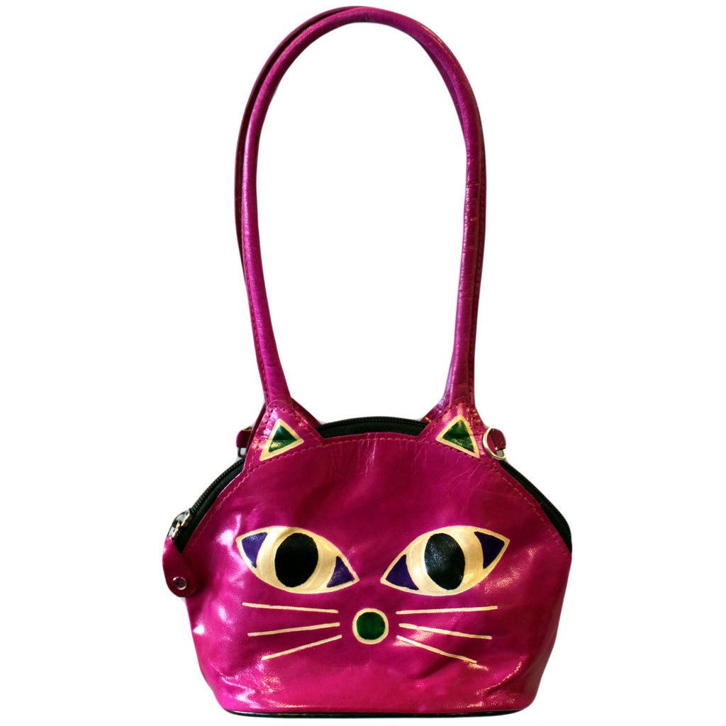 Pussy Cat Bag - pink - Shopy Max