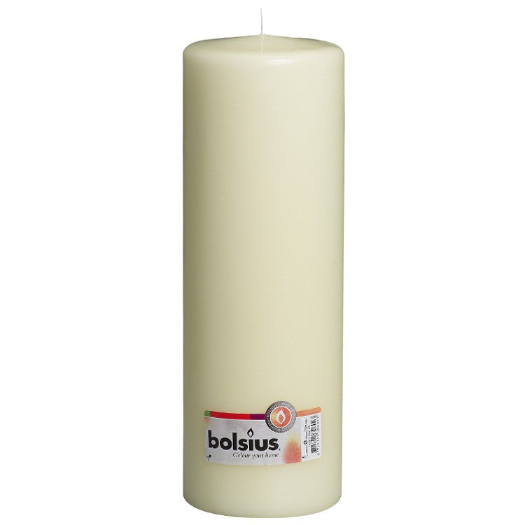 Bolsius Church Candle - Pillar - 300 x 100mm