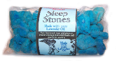 Sleep Stones Fragrant Pumice Stones 100g bags (approx)