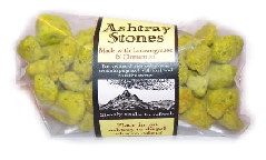 Ashtray Stones Fragrant Pumice Stones 100g bags (approx) - Shopy Max