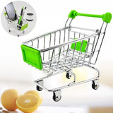 Hot Mini Stainless Steel Handcart Supermarket Shopping