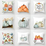 Modern Pumpkin printed cushion kids room Pillowcase Halloween Decorations