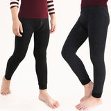 3-12T Winter warm boy leggings cotton thermal legging kids panty-hose boy pants kid - Shopy Max