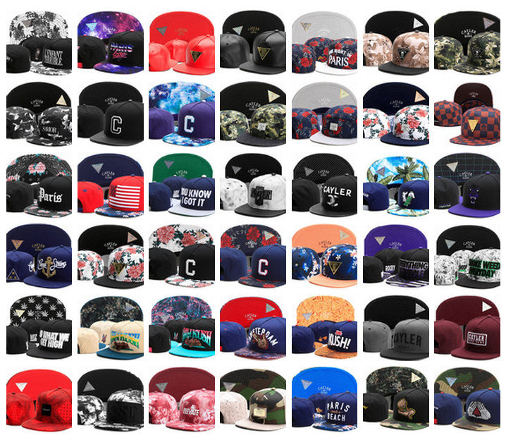 (20pcs/Lot)2016 factory price Men And Women more than 10000 style Snapback - Shopy Max