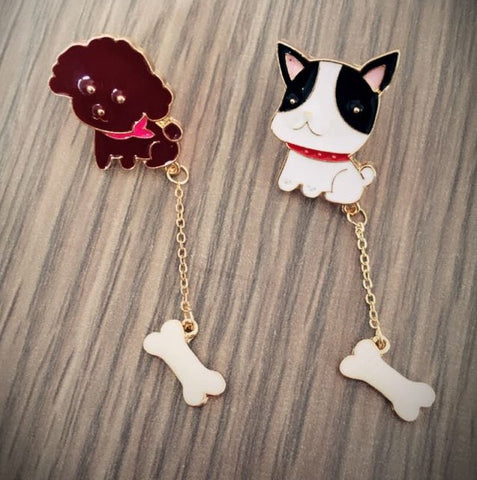 2017 New Fashion Brooch Cute Teddy Bear Brooches for Women Collar